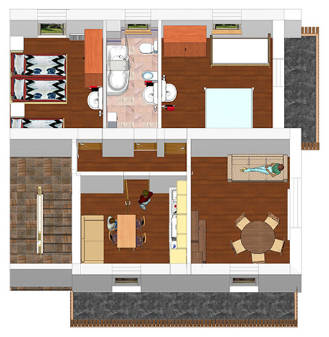 Apartment 2 - Type C