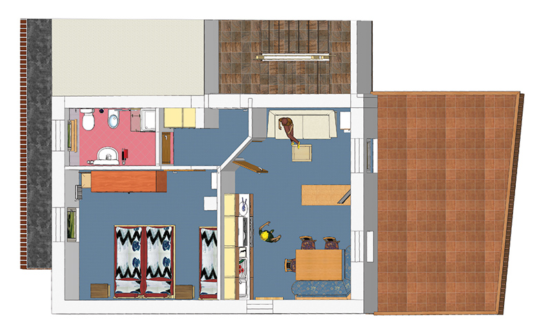 Apartment 3 - Type A